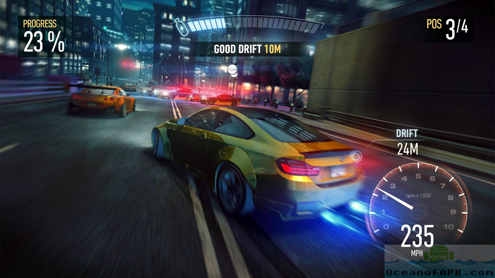 Need for Speed No Limits Mod Unlimited Nitro APK Download For Free