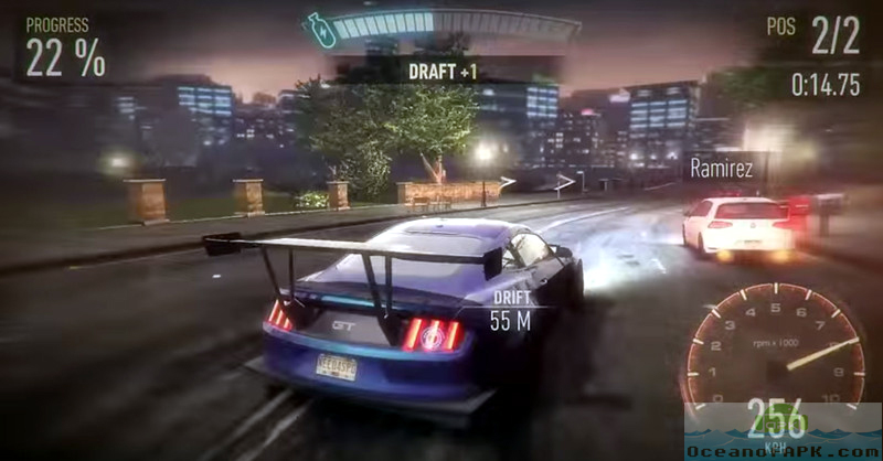 Need for Speed No Limits Mod Unlimited Nitro APK Features