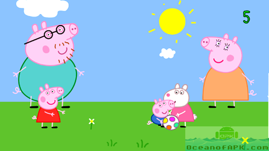 Peppa Ball Games for Baby PRO APK Features