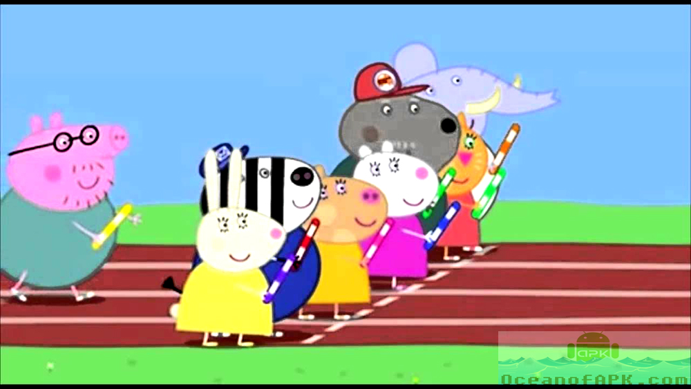 Peppa Pig's Sports Day Download For Free