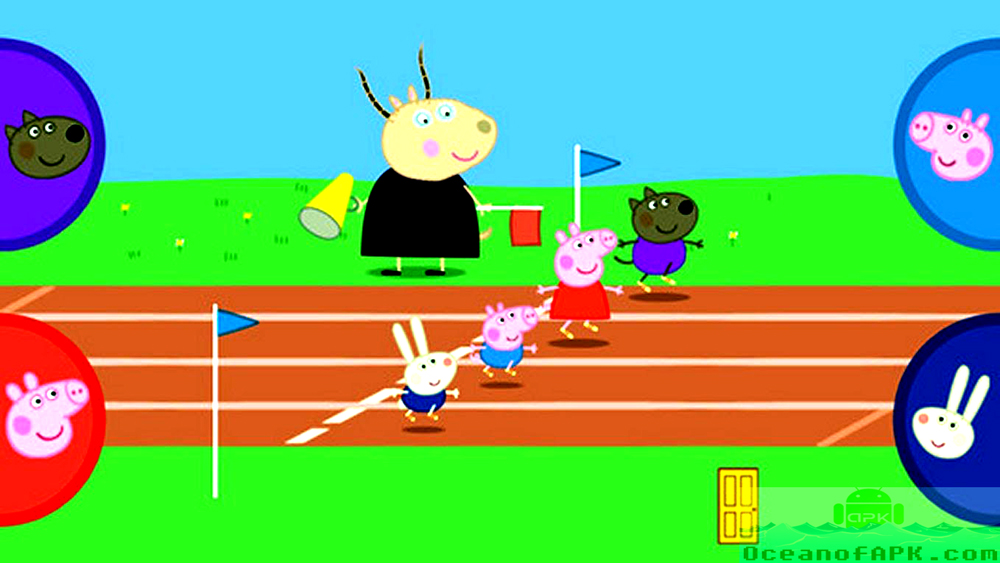 Peppa Pig's Sports Day Setup Free Download