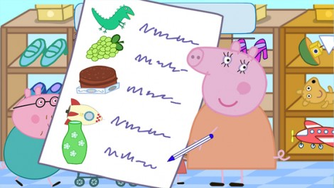 Peppa in the Supermarket APK Features