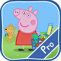 Peppa in the Supermarket APK Free Download