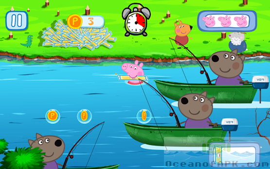 Peppa on the River PRO APK Download For Free