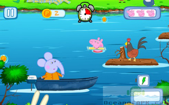 Peppa on the River PRO APK Setup Free Download