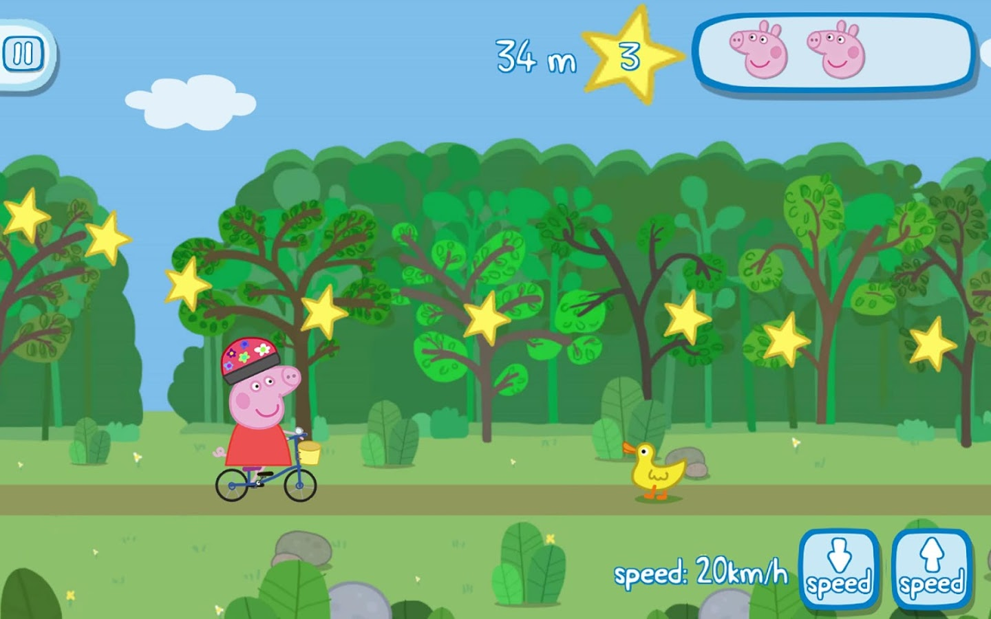 Peppas Bicycle PRO Features