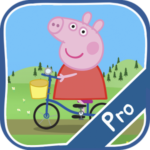 Peppa's Bicycle PRO APK Free Download