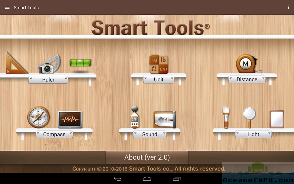 Smart Tools Premium APK Features