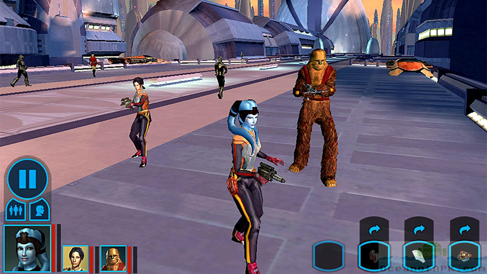 Star wars kotor apk free download.