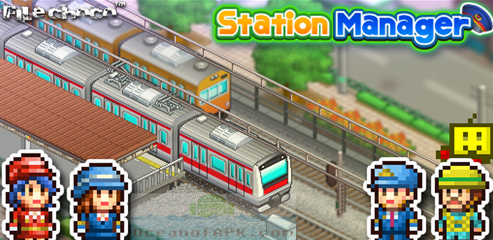 Station Manager APK Features