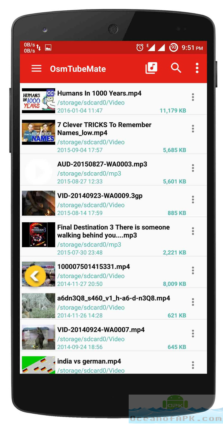 TubeMate 2.2.6.650 APK Mod Ad Download For Free