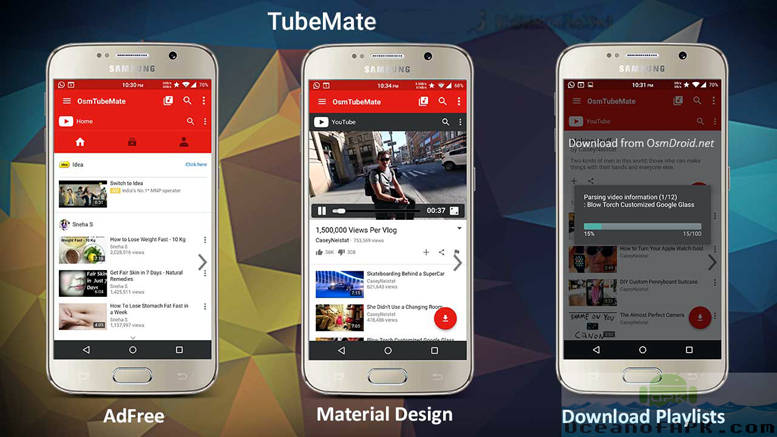 ANDROID TÉLÉCHARGER TUBEMATE 2.3.6 FOR