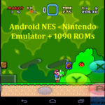 Android NES Nintendo Emulator with 1090 ROMs Free Download