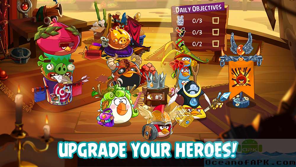 Angry Birds Epic RPG Mod Unlimited APK Setup Free Download