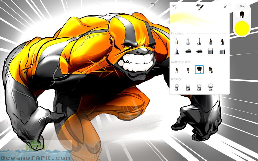 Autodesk SketchBook Pro APK Features