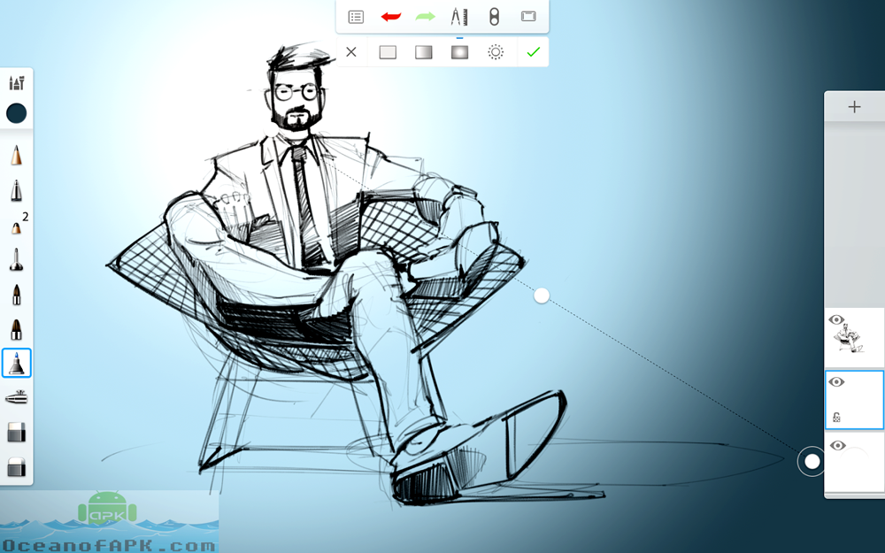 Autodesk SketchBook Pro APK Setup Free Download