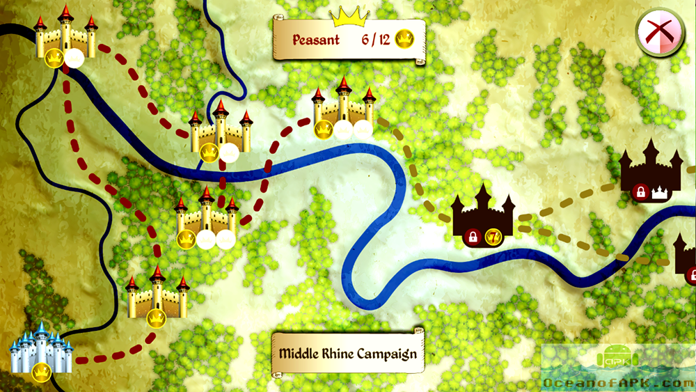Castles of Mad King Ludwig APK Features