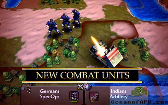Civilization Revolution 2 Features