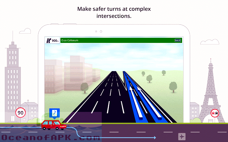 GPS Navigation and Maps Sygic 16.2.11 APK Free Download