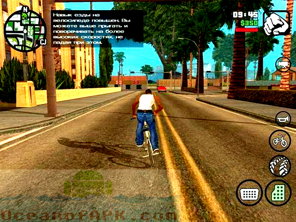 GTA San Andreas for Android Download For Free