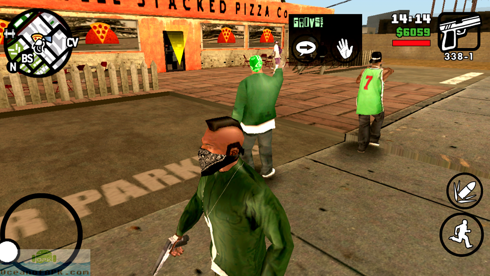 GTA San Andreas for Android APK Free Download