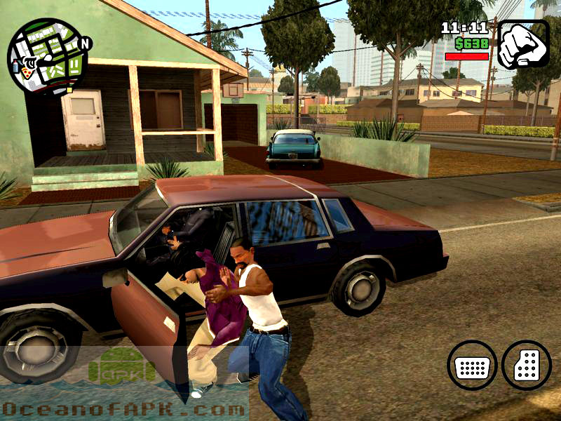 GTA San Andreas for Android Setup Free Download