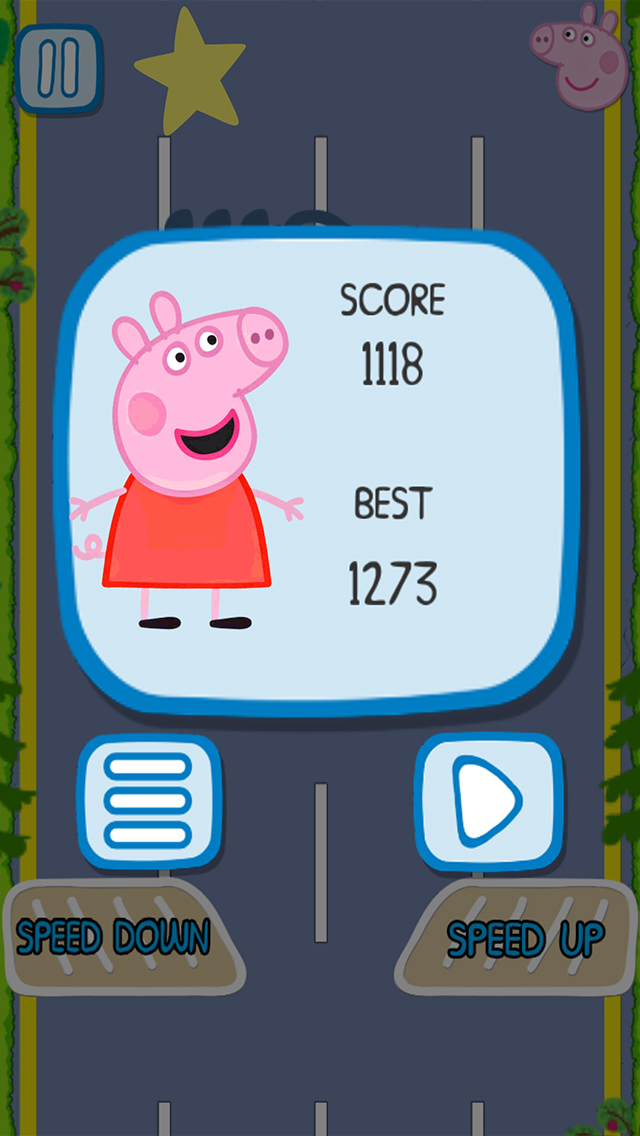 Peppa Pig Car Trip PRO APK Features