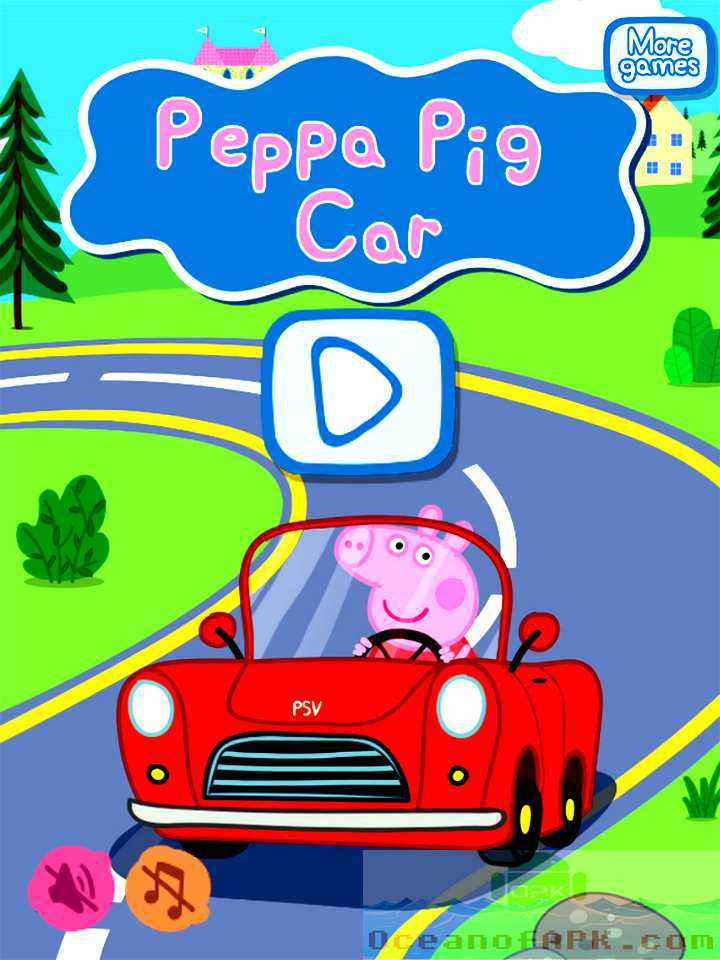 Peppa Pig Car Trip PRO APK Free Download