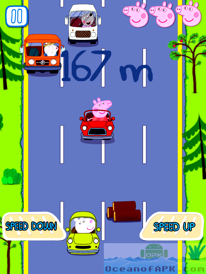 Peppa Pig Car Trip PRO APK Setup Free Download