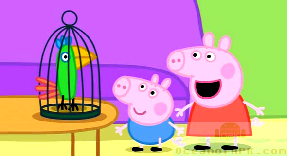 Peppa Pig Polly Parrot APK Features
