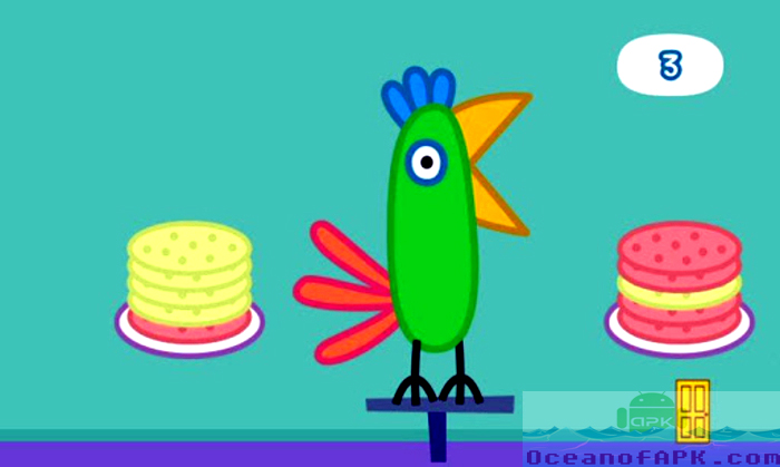 Peppa Pig Polly Parrot APK Setup Free Download