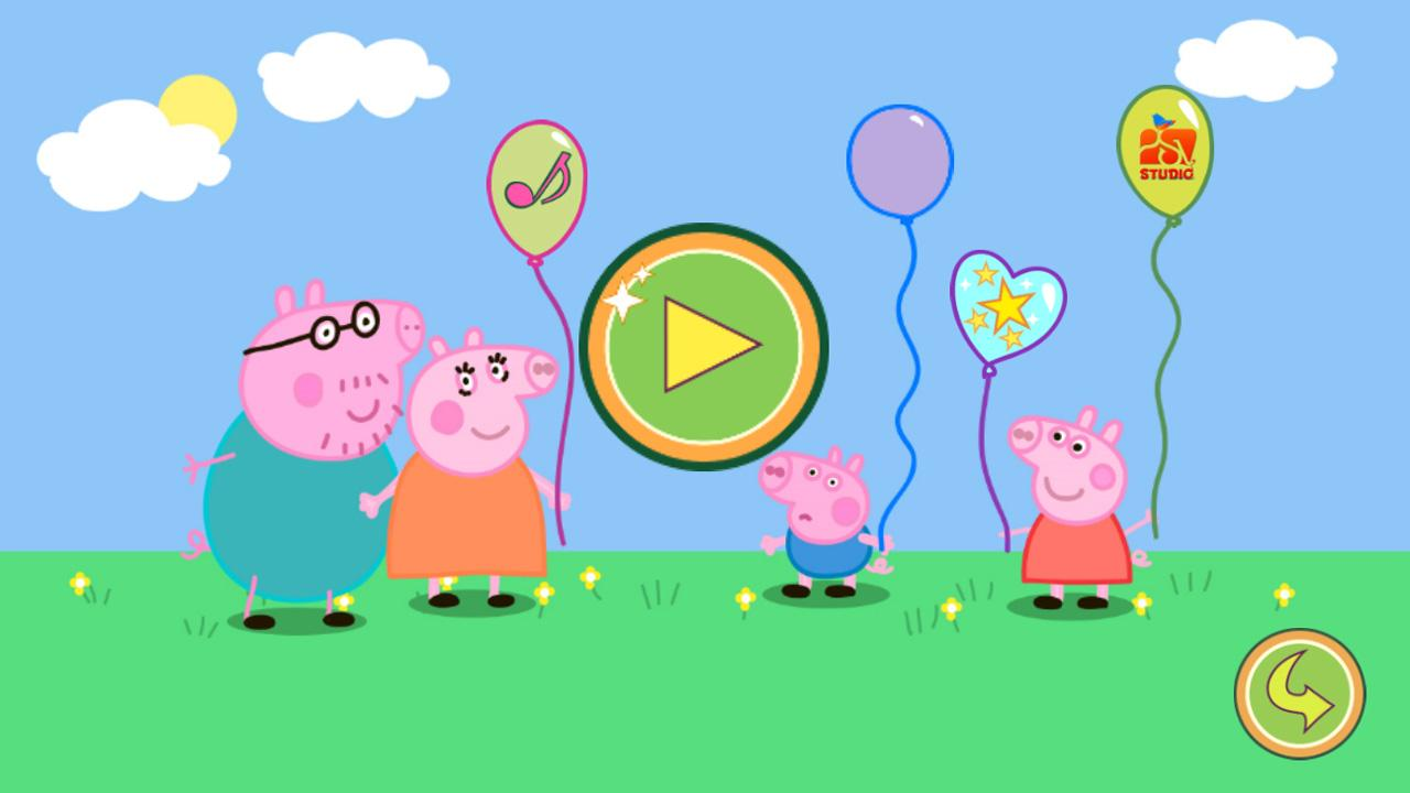 Peppa Pop Balloons PRO APK Features