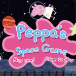 Peppa Space Game APK Free Download