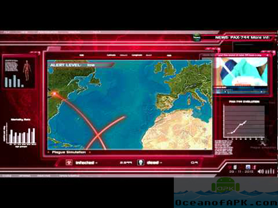 Plague Inc APK Features