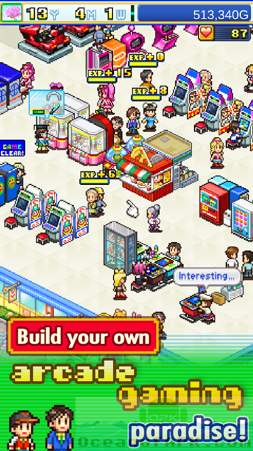 pocket arcade story dx apk