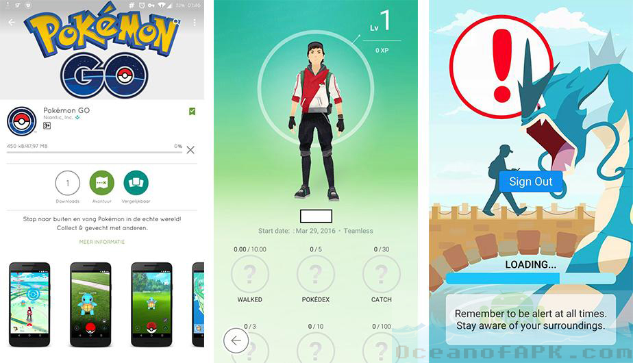 Pokemon GO APK Download For Free