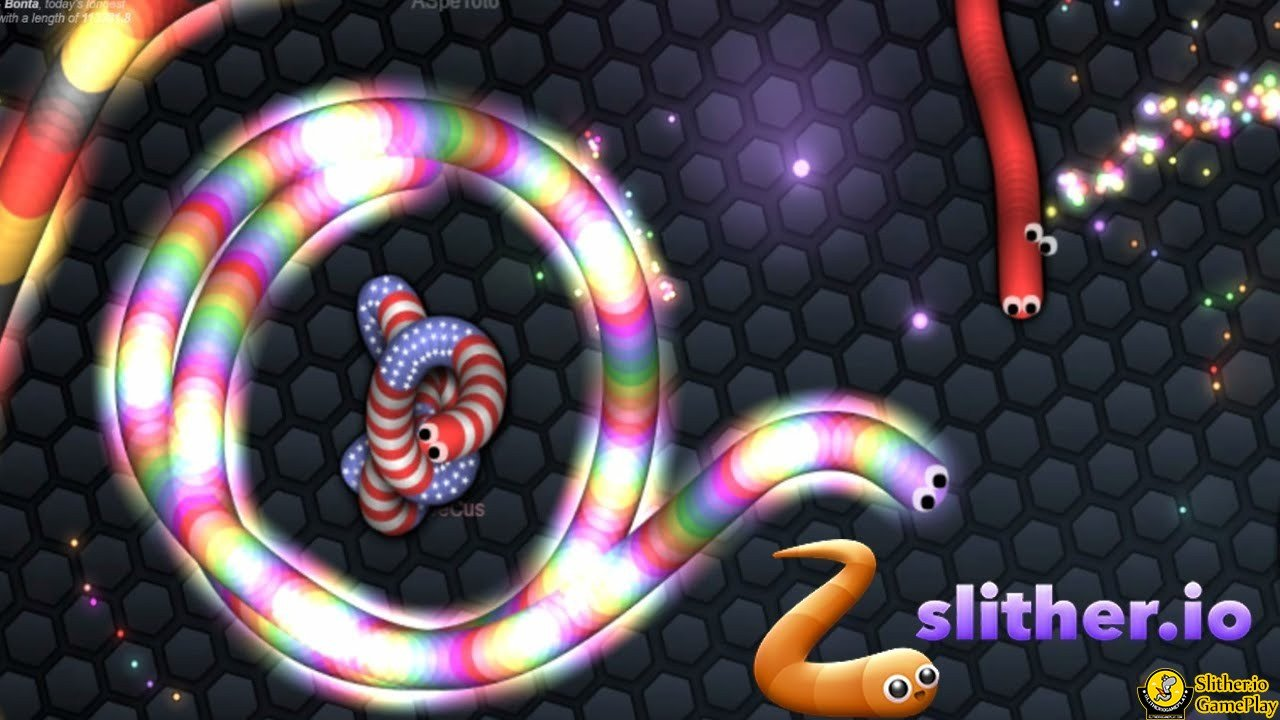 Slither Io Full Apk Free Download Oceanofapk