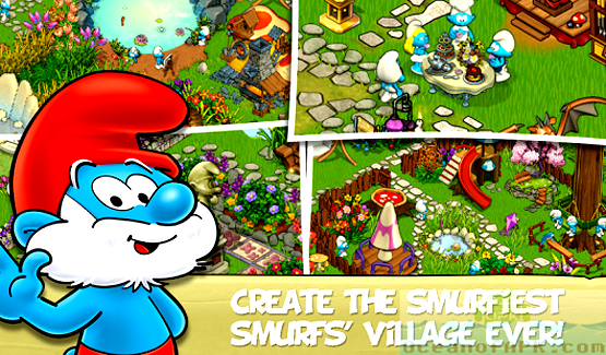 Smurfs Village Mod APK Download For Free