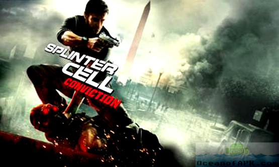 Splinter Cell Conviction HD APK Free Download
