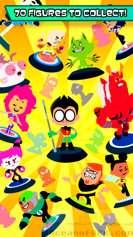 Teeny Titans APK Download For Free