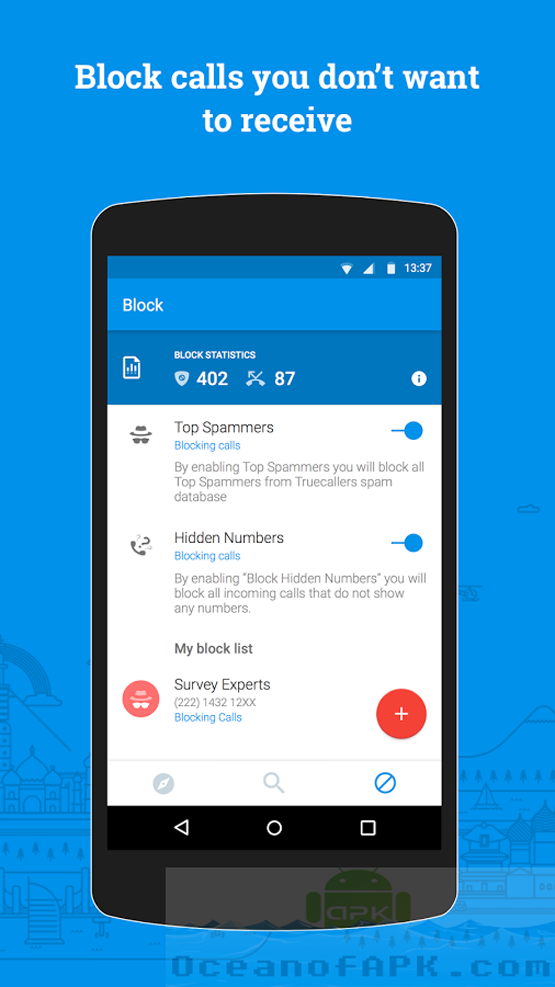 Truecaller Caller ID and Block APK Download For Free