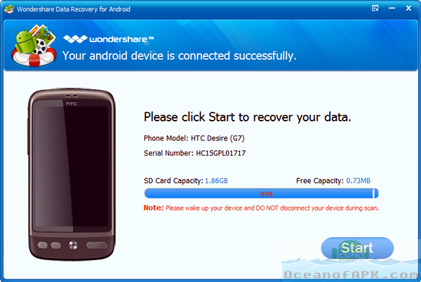 wondershare android data recovery full
