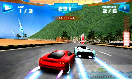 Fast Racing 3D APK Features