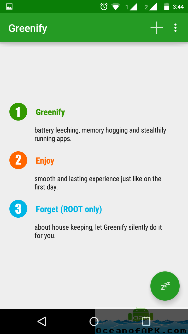 Greenify ROOT APK Download For Free