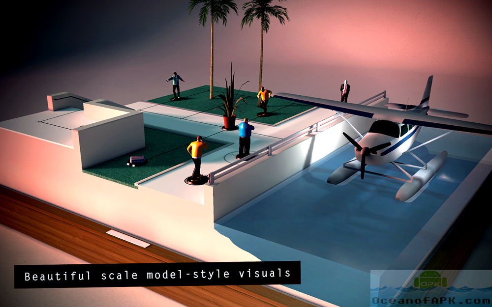 Hitman GO Mod APK Download For Free