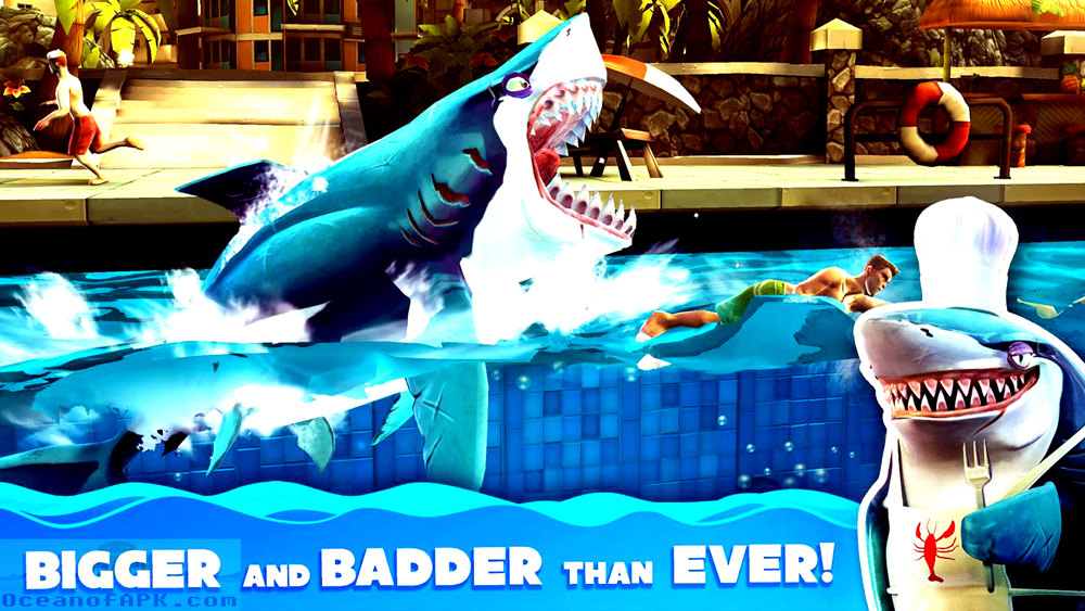 Hungry Shark World Mod APK Features