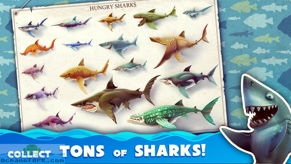Hungry Shark World Mod APK Setup Free Download