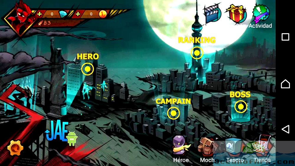 League of Stickman Zombie APK Download For Free