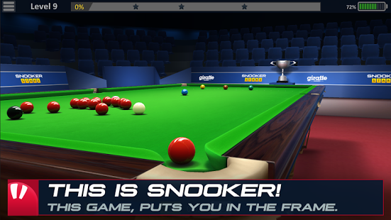 Snooker Stars APK Features