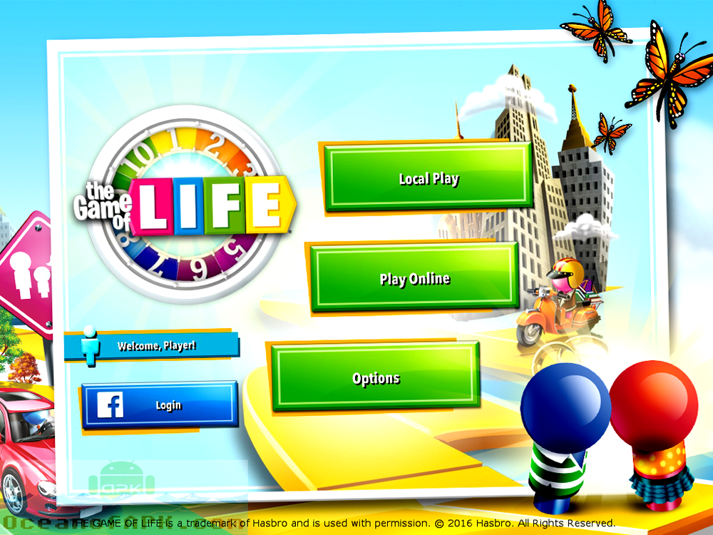 The Game Of Life Online